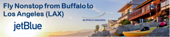 Nonstop Buffalo to LA