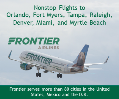 Fly nonstop to select cities in Florida